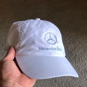 Vintage Mercedes Benz Dad Hat